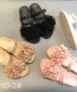 Buy Women's Floral Sliders Slip ons Sandal Free Shipping India